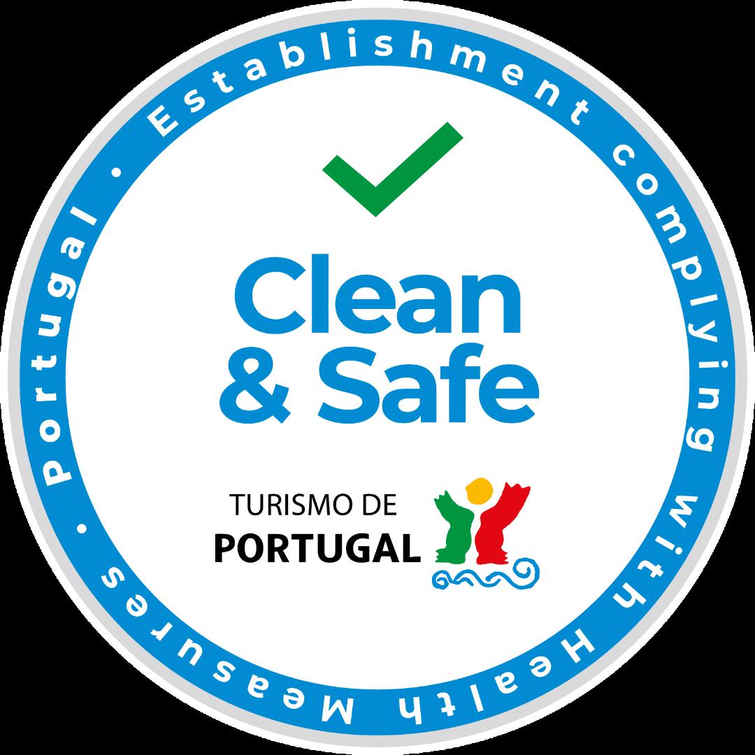 Monte das Alpenduradas - Selo Clean & Safe